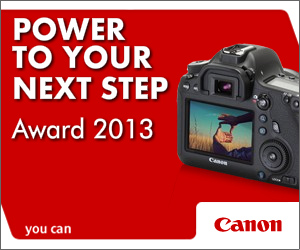Canon – Power to your Next Step Award 2013