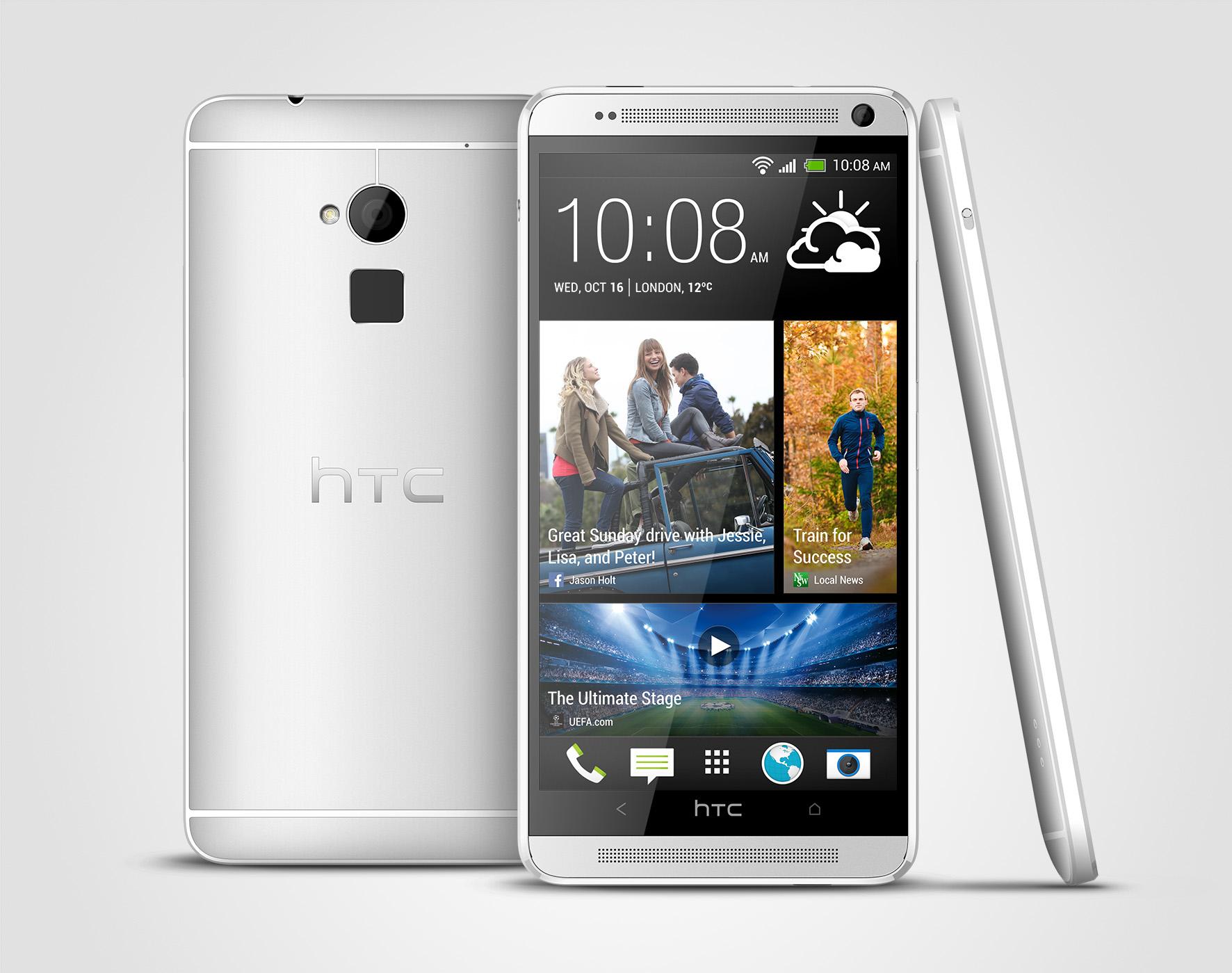 HTC One Max – caratteristiche e recensione