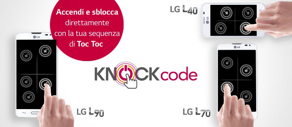 Video Sponsorizzato: LG KNOCK Code™, tutta la privacy che meriti