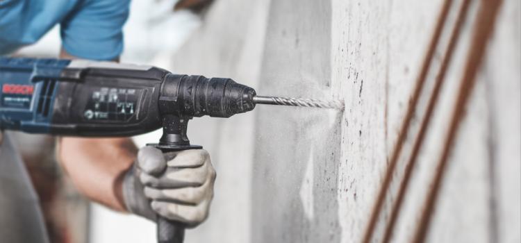 Post sponsorizzato – Bosch presenta i martelli perforatori SDS Plus