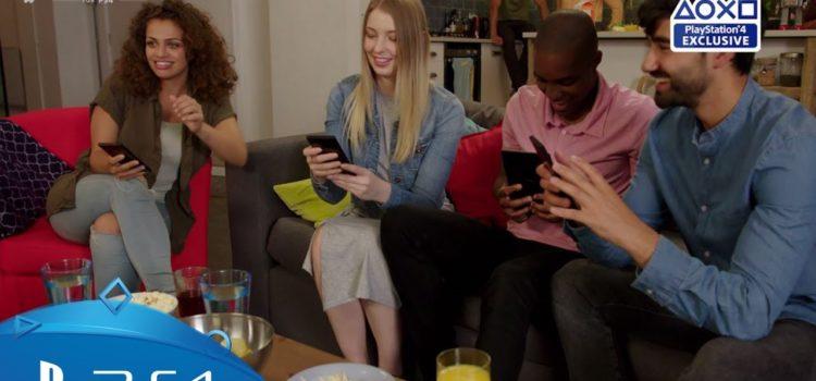 Con PlayLink giochi alla PS4 con lo smartphone